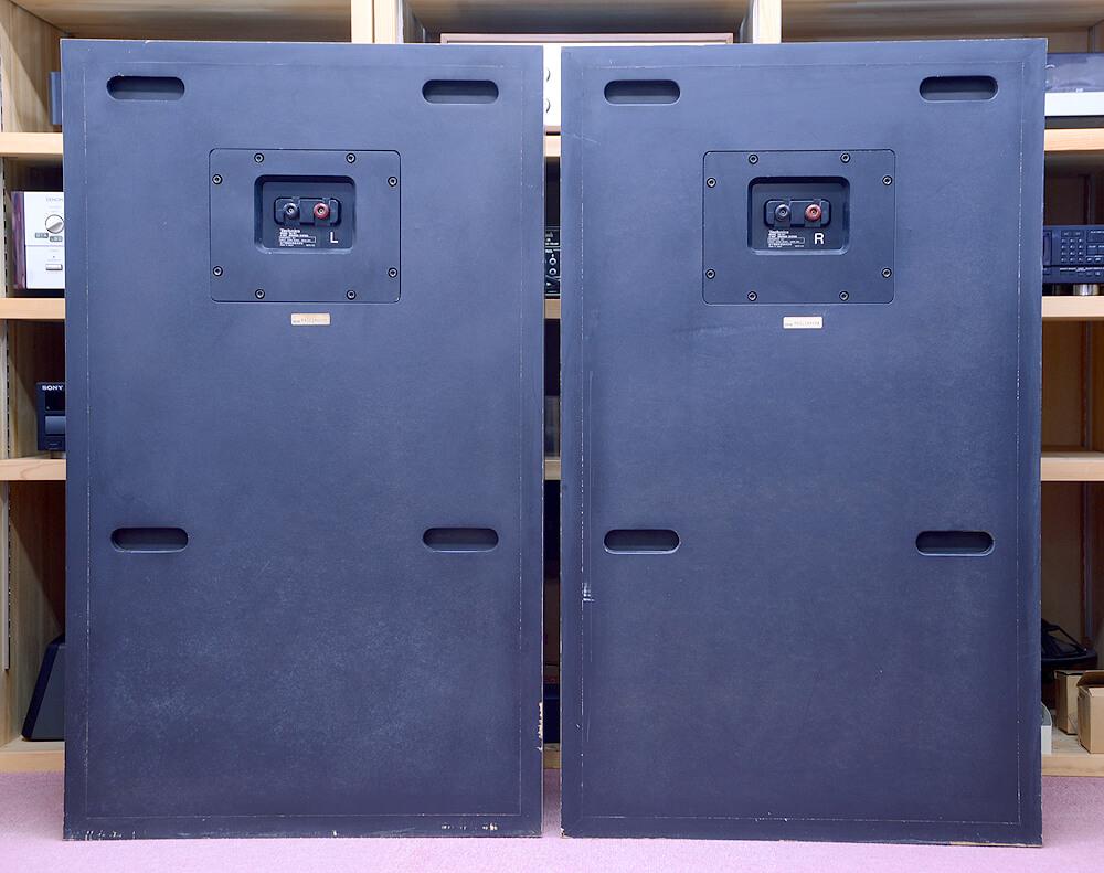 Technics SB-M1 Monitor-1 スピーカー5枚目