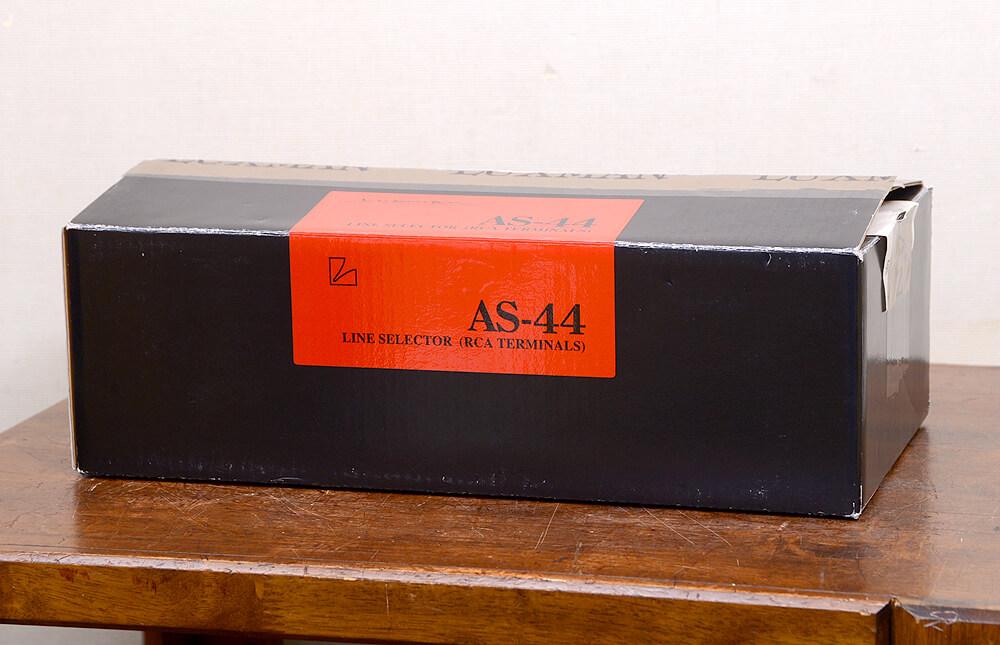 LUXMAN AS-44 ラインセレクター6枚目