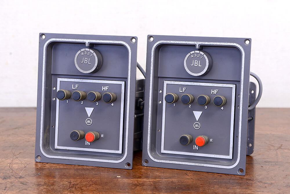 JBL 3105 8Ω スピーカーネットワーク2枚目