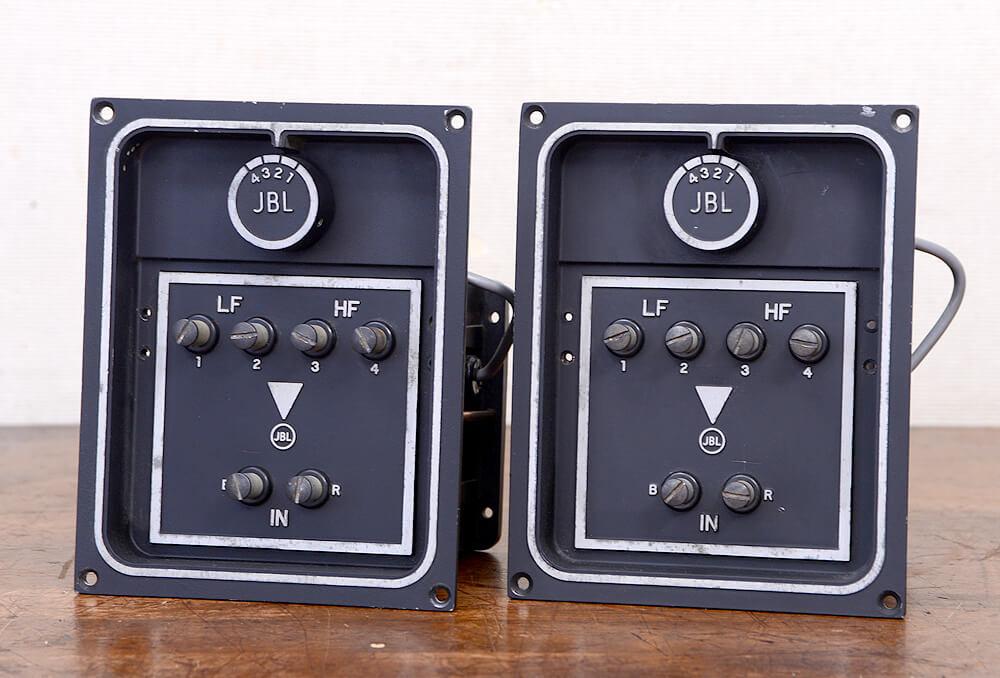 JBL N2400 16Ω スピーカーネットワーク1枚目
