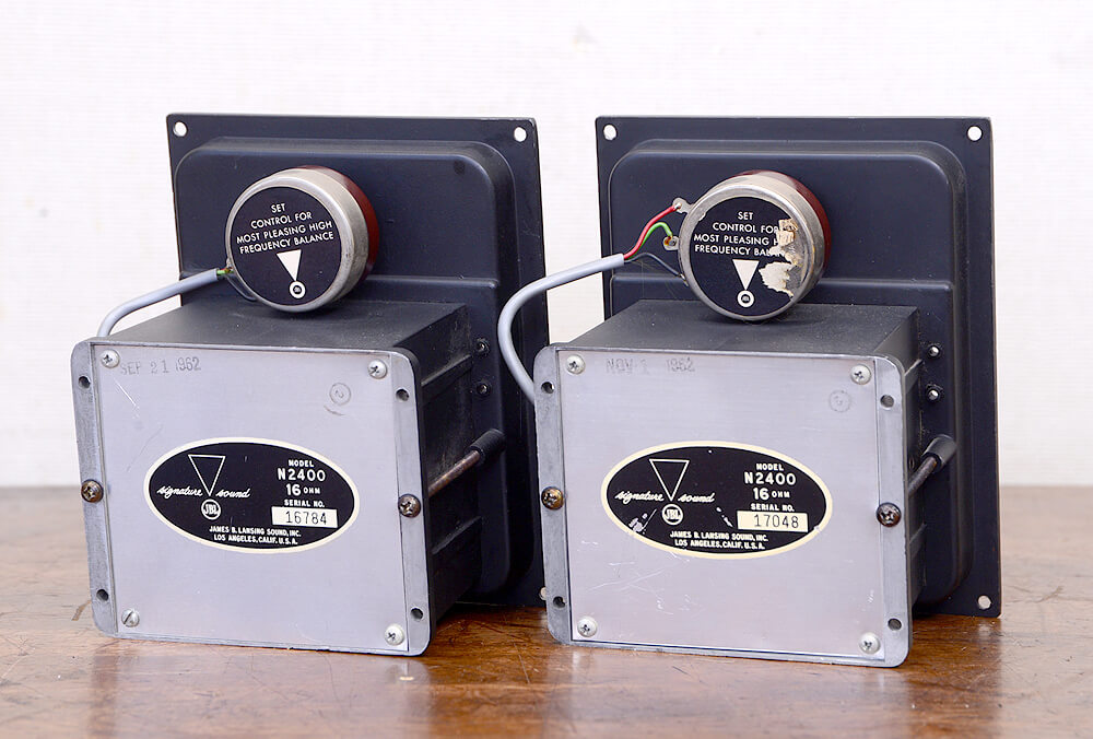 JBL N2400 16Ω スピーカーネットワーク3枚目