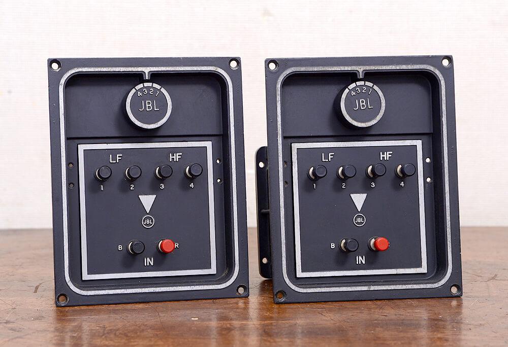 JBL N2400 8Ω スピーカーネットワーク2枚目