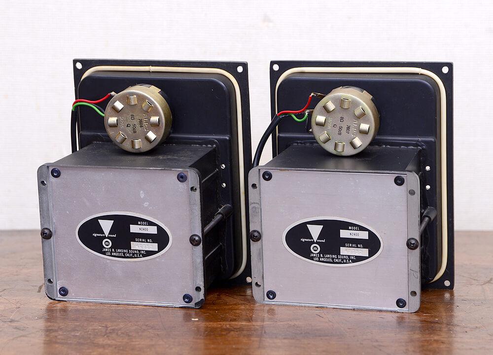 JBL N2400 8Ω スピーカーネットワーク3枚目
