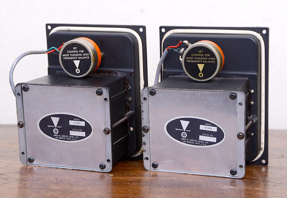 JBL N7000 8Ω スピーカーネットワーク3枚目
