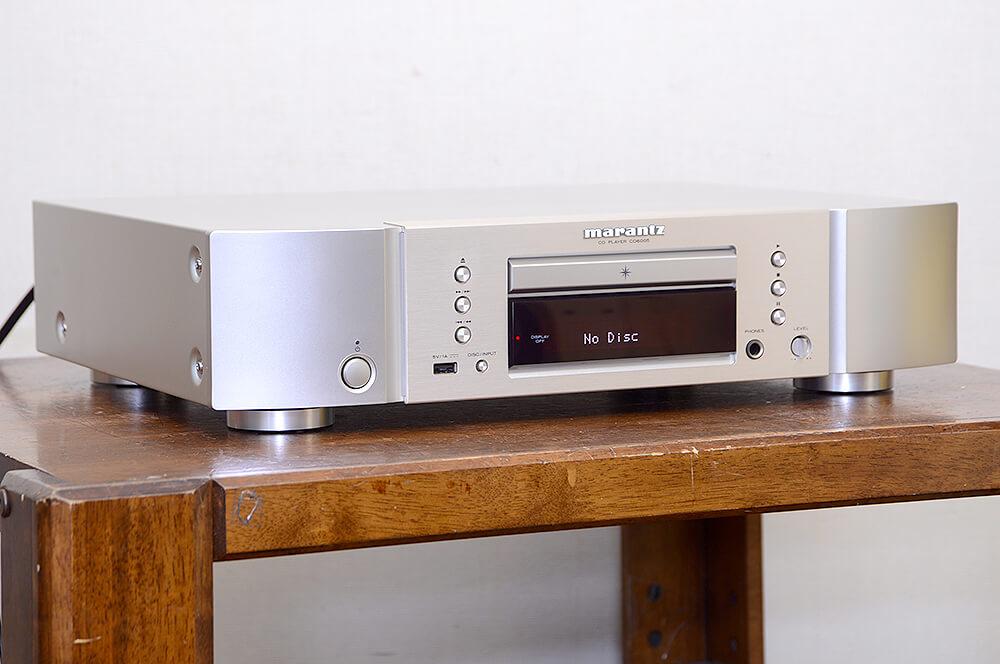 Marantz CD6005 CDプレーヤー2枚目