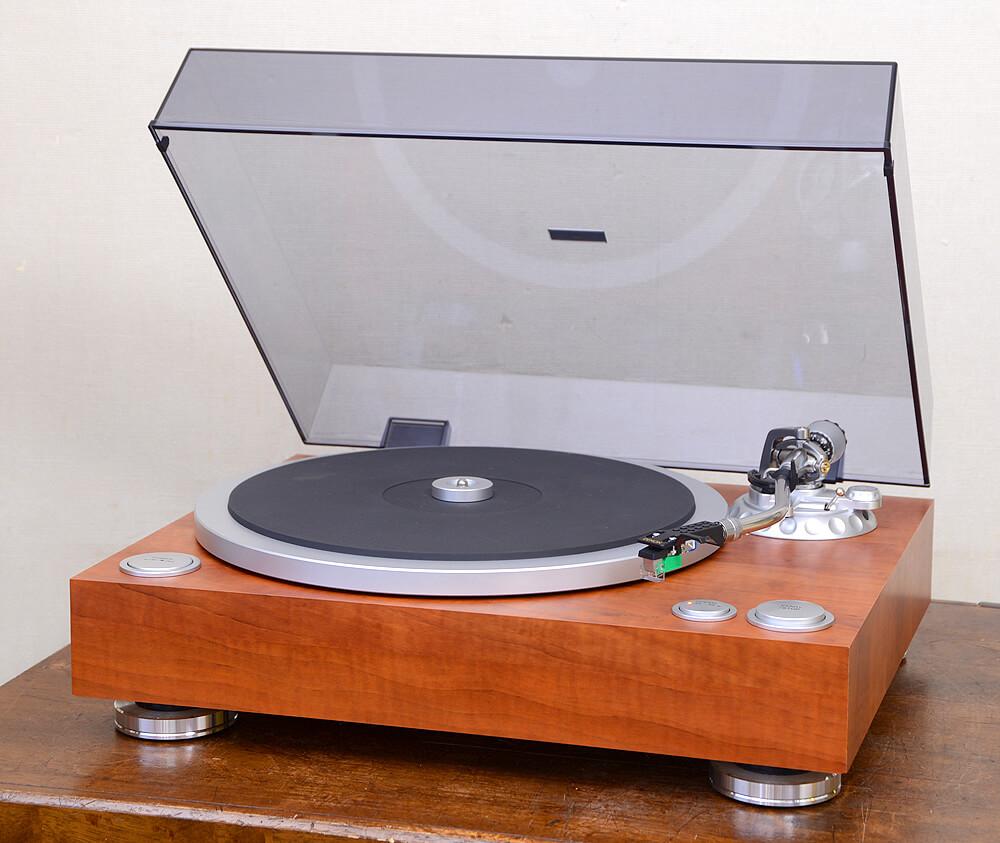 DENON DP-500M レコードプレーヤー1枚目