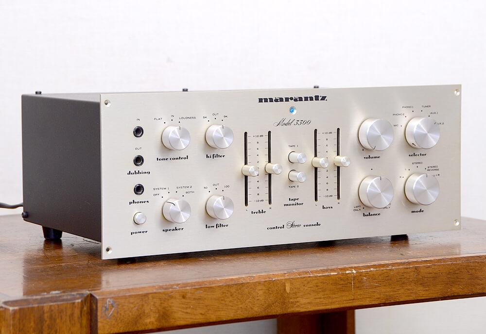 Marantz model 3300 コントロールアンプ2枚目