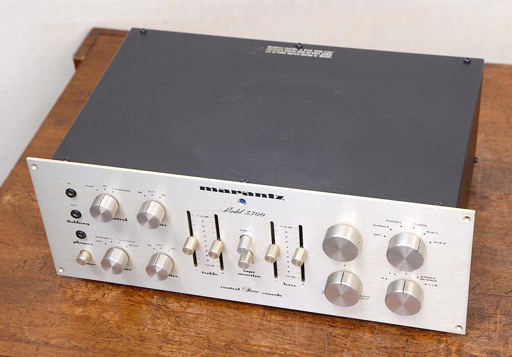 Marantz model 3300 コントロールアンプ4枚目