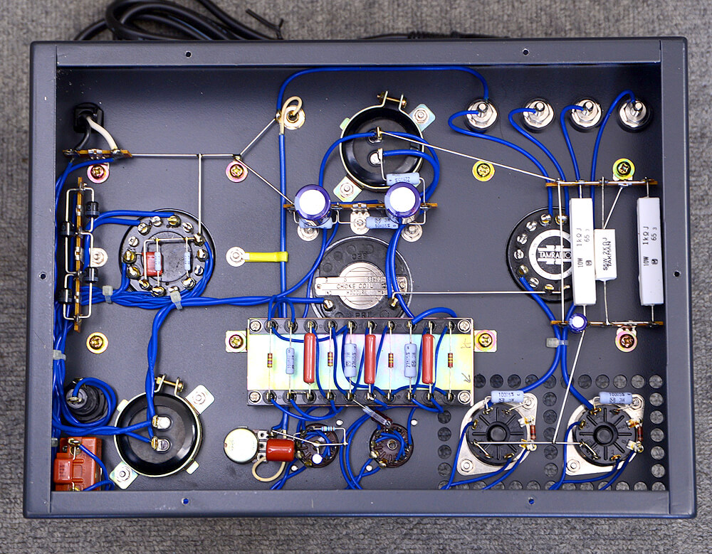 UESUGI TAP31 モノラル真空管パワーアンプ5枚目