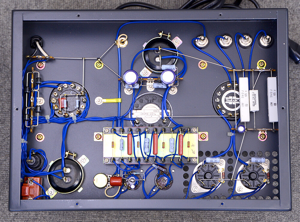 UESUGI TAP31 モノラル真空管パワーアンプ4枚目